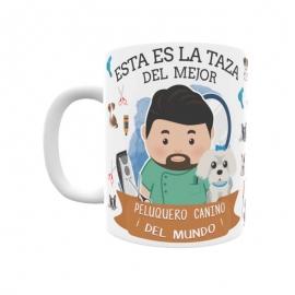Taza - Peluquero Canino