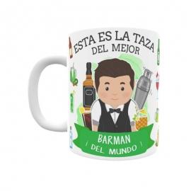 Taza - Barman