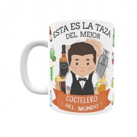 Taza - Coctelero