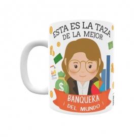 Taza - Banquera