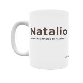 Taza - Natalio