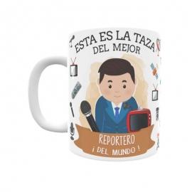 Taza - Reportero