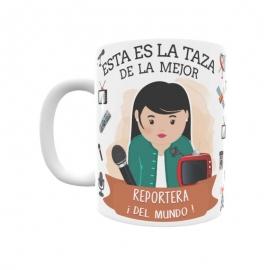 Taza - Reportera