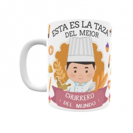 Taza - Churrero