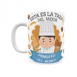 Taza - Panadero