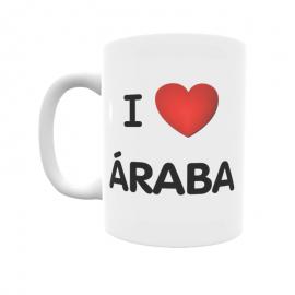 Taza - I ❤ Araba