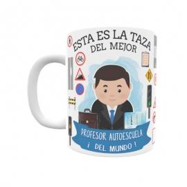 Taza - Profesor Autoescuela