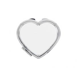 Espejo corazón - Bisutería