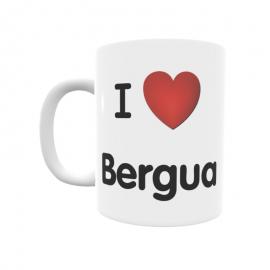 Taza - I ❤ Bergua