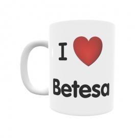 Taza - I ❤ Betesa