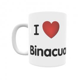 Taza - I ❤ Binacua