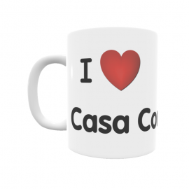 Taza - I ❤ Casa Consistorial