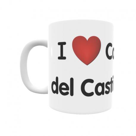 Taza - I ❤ Caserras del Castillo