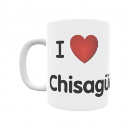 Taza - I ❤ Chisagüés