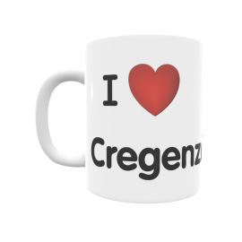 Taza - I ❤ Cregenzán
