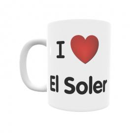 Taza - I ❤ El Soler