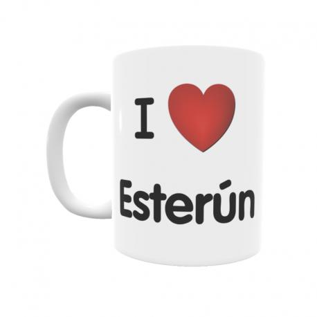 Taza - I ❤ Esterún