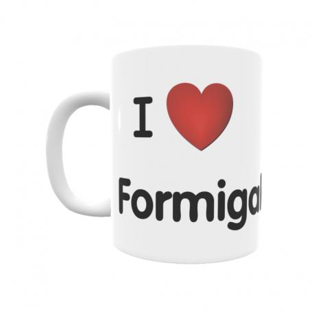 Taza - I ❤ Formigales