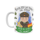 Taza - Capitán del Ejército