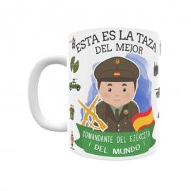 Taza - Comandante del Ejército