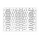 Puzzle Cartón / Poliéster 80 Piezas