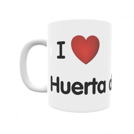 Taza - I ❤ Huerta de Vero