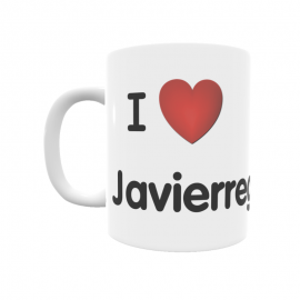 Taza - I ❤ Javierregay