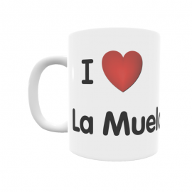 Taza - I ❤ La Muela