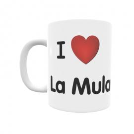 Taza - I ❤ La Mula
