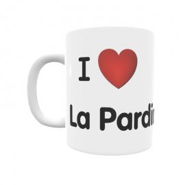 Taza - I ❤ La Pardina
