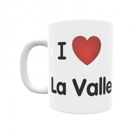 Taza - I ❤ La Valle
