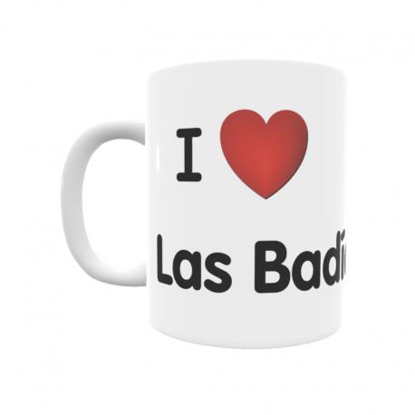 Taza - I ❤ Las Badías