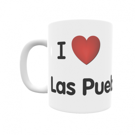 Taza - I ❤ Las Pueblas