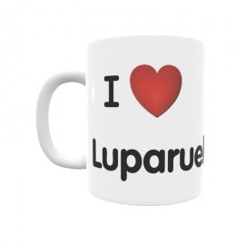 Taza - I ❤ Luparuelo