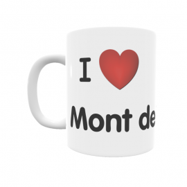 Taza - I ❤ Mont de Roda