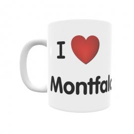 Taza - I ❤ Montfalcó