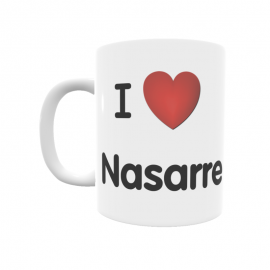 Taza - I ❤ Nasarre