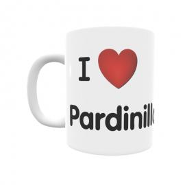 Taza - I ❤ Pardinilla