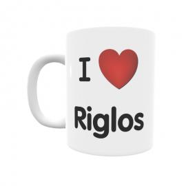 Taza - I ❤ Riglos