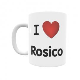 Taza - I ❤ Rosico