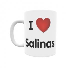 Taza - I ❤ Salinas
