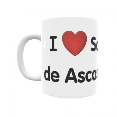 Taza - I ❤ Santa María de Ascaso