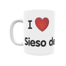 Taza - I ❤ Sieso de Huesca