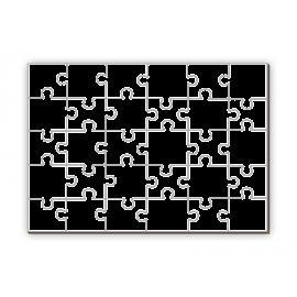 Puzzle rectangular 30 piezas