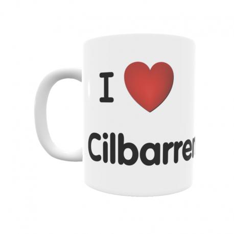 Taza - I ❤ Cilbarrena