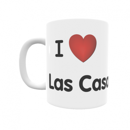 Taza - I ❤ Las Casas