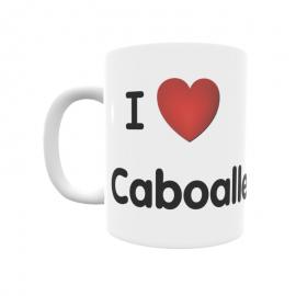 Taza - I ❤ Caboalles de Abajo
