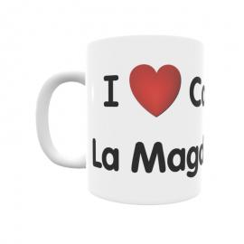 Taza - I ❤ Canales-La Magdalena
