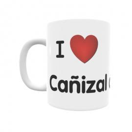 Taza - I ❤ Cañizal de Rueda