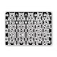 Puzzle Magnético de 63 Piezas